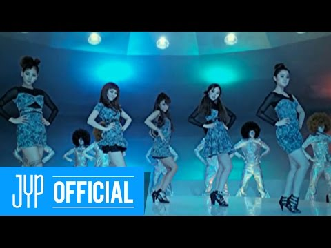 Wonder Girls - 2 Different Tears