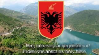 National Anthem of Albania - Himni i Flamurit (Hymn of The Flag)