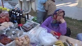 Алания 22 марта Рынок в центре Джума Пазары Часть 2