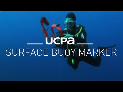 Diving tutorial UCPA #9 – How to use your surface buoy marker