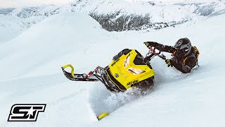 Ski Doo Summit 850 Turbo Ride Impressions After An Epic Day In West Yellowstone!