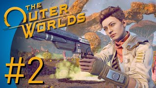 The Outer Worlds Part 2 - Edgewater