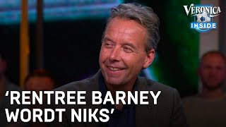 Hoop voor Barney: Valentijn voorspelt dat rentree niks wordt | VERONICA INSIDE