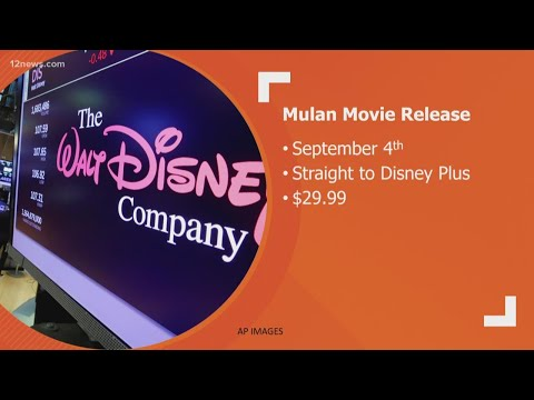 "Would you pay an extra $30 to stream the new ""Mulan"" film on Disney+?"
