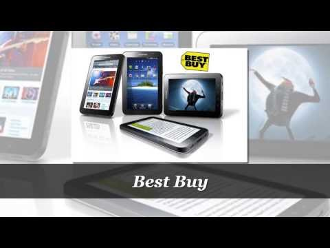 Best Places for Black Friday Tablets and Ereaders Deals 2014