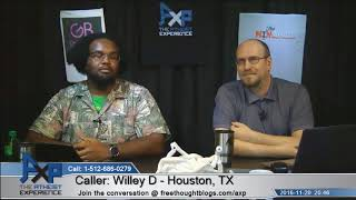What About the Devil? | Willey D - Houston, TX | Atheist Experience 20.46
