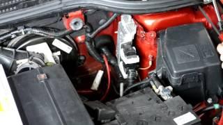 Защита ЭБУ Lada Vesta  (угон через блок управления)