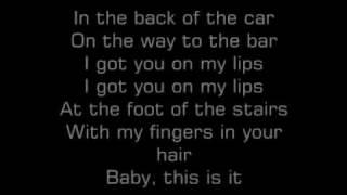 3Oh!3 Feat. Ke$ha - My First Kiss Lyrics (HQ)