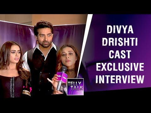 'Divya Drishti' cast Sana Sayyad, Advik Mahajan And Nyra Banerjee share the plot | Exclusive