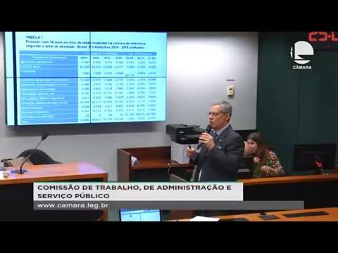 Trabalho - II Seminário sobre Aplicação da Lei 13.467/2017 - Reforma Trabalhista - 20/11/19 - 14:00