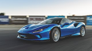 2020 Ferrari F8 Tributo Hot Lap! - 2020 Best Driver's Car Contender by Motor Trend
