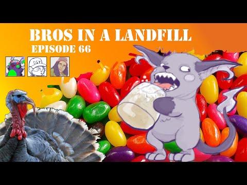 Satanic Eggnog Ritual   Bros in a Landfill Episode 66.6
