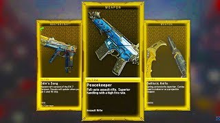 I opened 70 Supply Drops and then this happened...