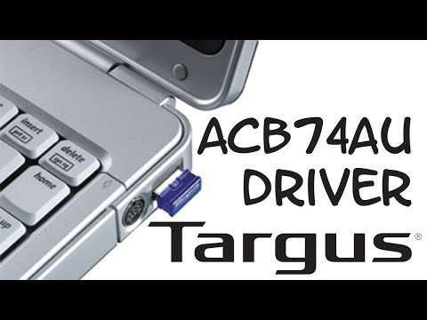 Targus Bluetooth Dongle ACB74AU Driver