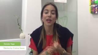 Testimonio de Daniela Vega, presentadora del Canal Caracol - Déntica by Cristina Suaza - Cristina Suaza