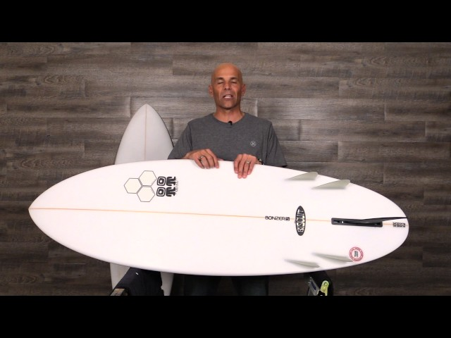 "Channel Islands ""Biscuit Bonzer"" Surfboard review by Noel Salas Ep 22"