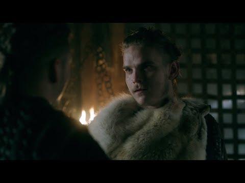 Vikings: Hvitserk Knows Ivar Killed the Seer 5x15 [Season 5b Scene