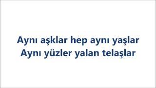 Ebru Gündeş - Aynı Aşklar ( Lyrics/Sözler )