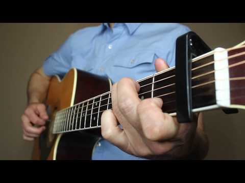 Break Up In The End - Cole Swindell | Guitar Cover