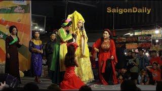 Lô tô show: Lộ Lộ phá tan đàn thờ của Dương Thanh Vàng không chút tiếc thương