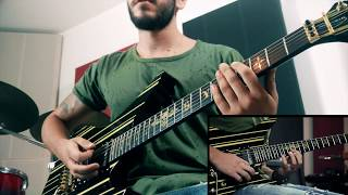 Dimitris Dimitriou – Hail to the King by Avenged Sevenfold
