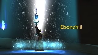 Ebonchill (Frost Mage Artifact) Quest