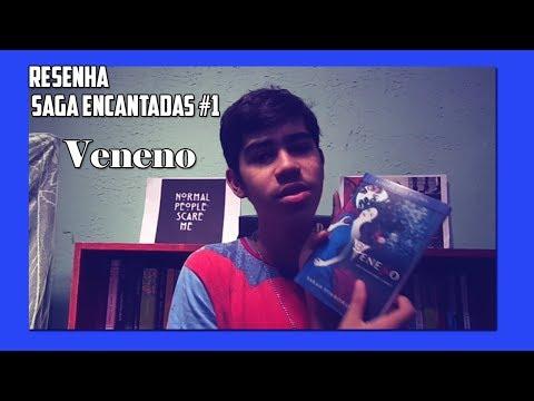 | Resenha : Veneno ( Saga Encantadas ) #1 | Estante Perdida