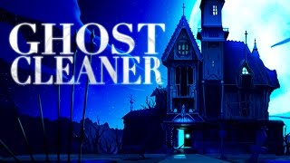 Ghost Cleaner video