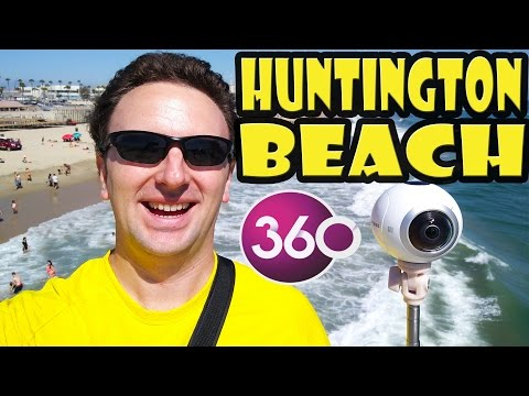 Video The Best of Huntington Beach 360 Travel Guide