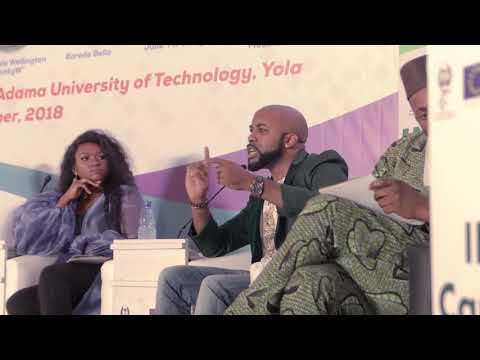 Banky W - Youth Votes Count (Mautech, Yola)