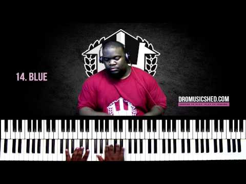BEYONCE - BLUE (Piano) HD