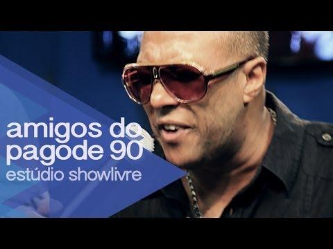 Amigos do Pagode 90 – Ainda Resta Uma Bagagem (2014)