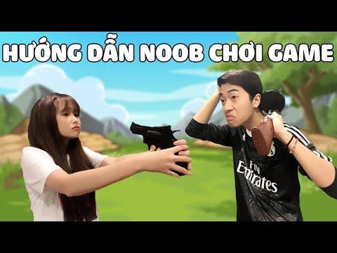CrisDevilGamer HƯỚNG DẪN NOOB Mai Quỳnh Anh CHƠI GAME