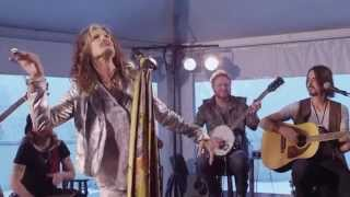 Cryin' (Acoustic Live Version) Featuring Steven Tyler ~ SNS