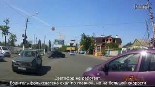 Подборка дтп в Одессе