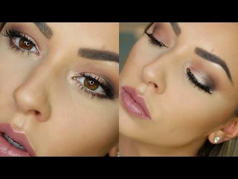 BEGINNERS Hooded Eye Makeup Tutorial | Step by Step