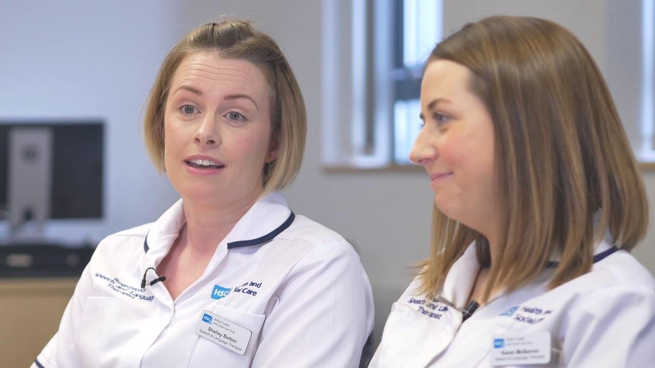 Belfast Health & Social Care Trust - Speech & Language