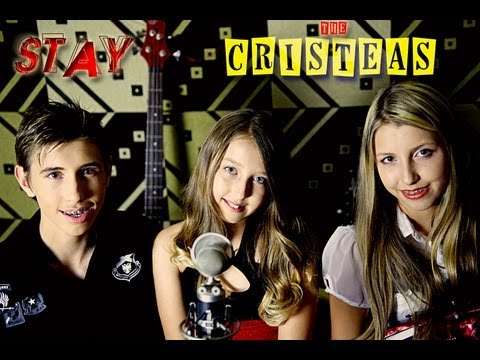 11 years old and her brother singing STAY - RIHANNA FT. MIKKY EKKO (THE CRISTEAS)