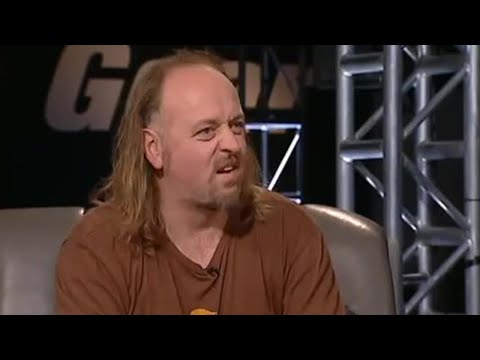 Bill Bailey Interview and lap | Top Gear | BBC