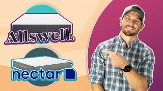 Allswell vs Nectar | Budget Mattress Review (UPDATED)