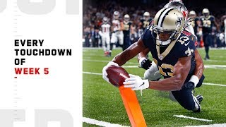 Every Touchdown from Week 5 | NFL 2019 Highlights