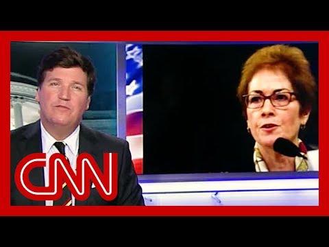 Watch Fox News hosts react to Marie Yovanovitch testimony