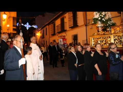Procesión San Francisco Y Nuestra Señora del Rosario - Cájar - Granada - 2013 -