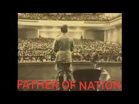 Rare footage of Azad Hind Fauj