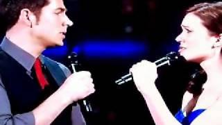 Zachary Levi and Mandy Moore -  I See The Light  Oscars 2011.wmv