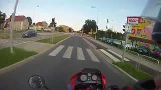 preview picture of video 'Test kamery REDLEAF RD990 (Przejazd przez remontowany Wałbrzych)'