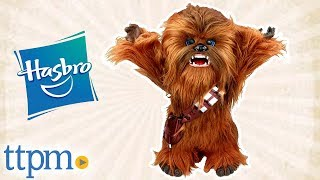 Star Wars Ultimate Co-Pilot Chewie - Interactive Chewbacca Toy Review | Hasbro Toys