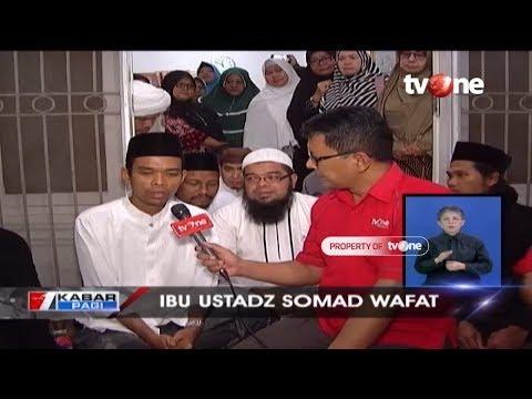 Ditinggal Sang Ibunda, Ini Ungkapan Ustadz Abdul Somad
