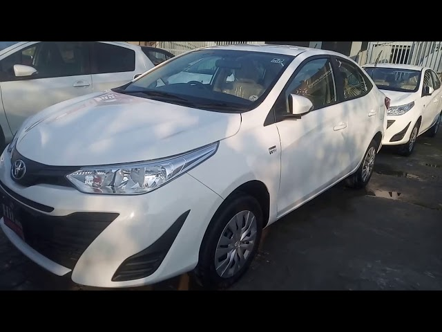 Toyota Yaris GLI CVT 1.3 2020 for Sale in Gujranwala