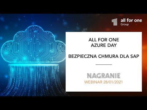 SNP Azure Day – bezpieczna chmura dla SAP
